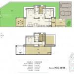 3 bedrooms Garden de luxe - La Perla