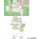 4 dormitorios jardin de luxe español