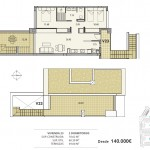 2 dormitorios Atico -La Perla