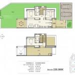 3 dormitorios Jardin de luxe - La Perla