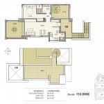 1 dormitorio Suite - La Perla