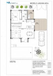 2) Planos Modelo Laguna_Azul Villas de Mar