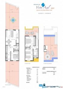 adosado duplex bloque 3 casa B