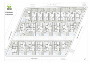 planos urbanizacion