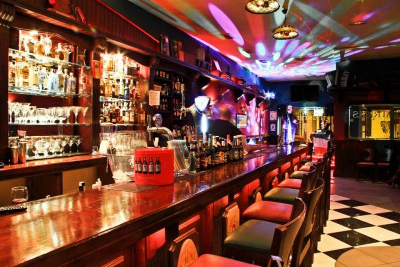 Bar Pub Irlandes Ref 0074 San Pedro De Pinatar